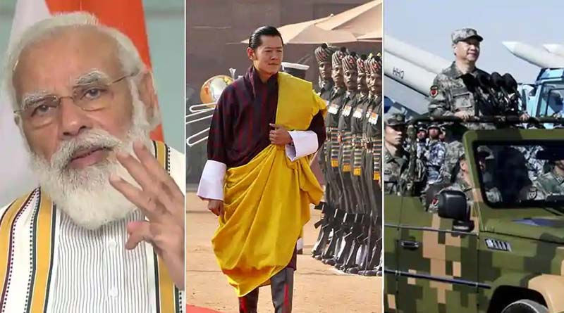 Chinese PLA's expansion plans on India's friend Bhutan
