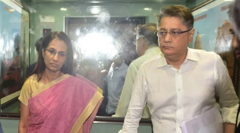Ex-ICICI Bank CEO's Husband Arrested Over Money Laundering