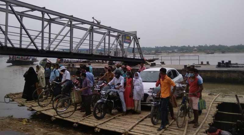 Katwa-Ballavpara Ferry Ghat New lease 6 Crore 14 lakhs