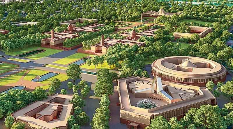 Bengali news: Supreme Court halts all construction work of Central Vista project till verdict | Sangbad Pratidin