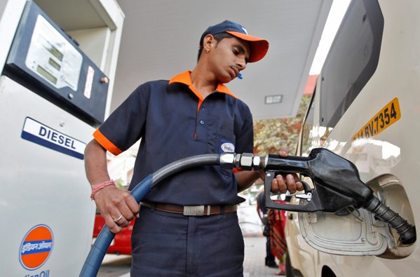 Petrol and Diesel prices hiked for 6th consecutive price