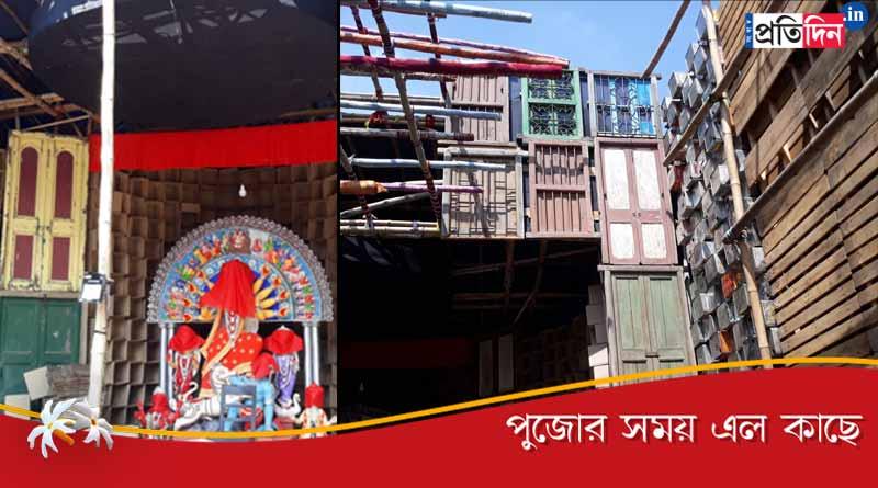 Durga Puja News 2020: No one can visits pandal, decides Abasar Sarbojanin ।Sangbad Pratidin