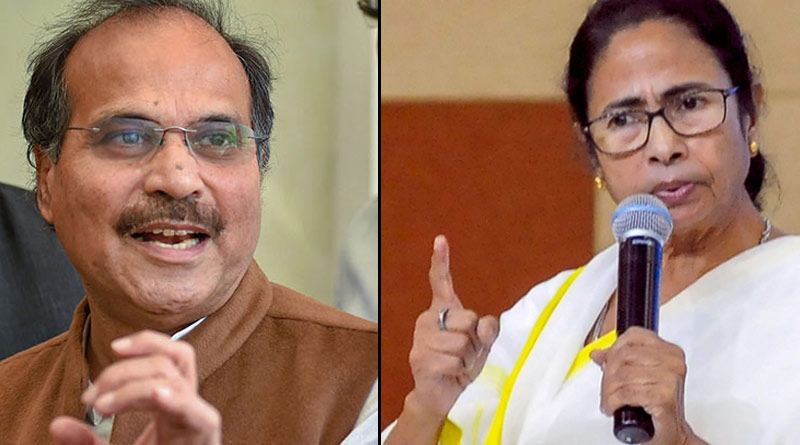 WB Election: Adhir Ranjan Chowdhury invites Mamata Banerjee in an open debate