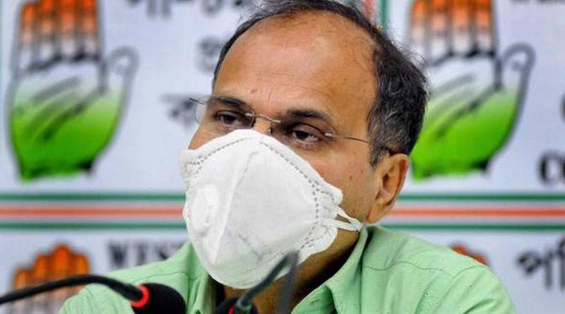 Congress MP Adhir Ranjan Chowdhury writes to DM to set up Oxygen Plant bearing cost from MPLADS| Sangbad Pratidin
