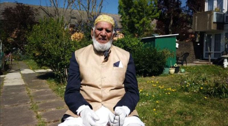 Dabirul made OBE for fundraising efforts during Ramadan। Sangbad Pratidin