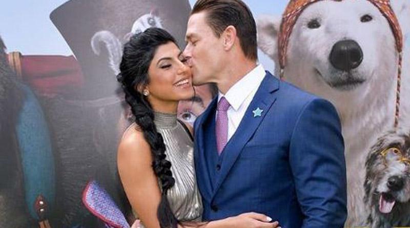 WWE star John Cena marries girlfriend Shay Shariatzadeh in private ceremony