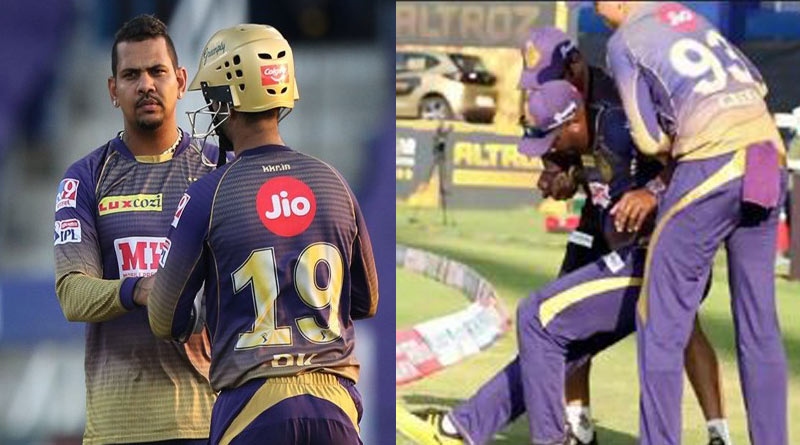 IPL 13: Blow for KKR as Sunil Narine has been reported for a suspected illegal bowling action |Sangbad Pratidin