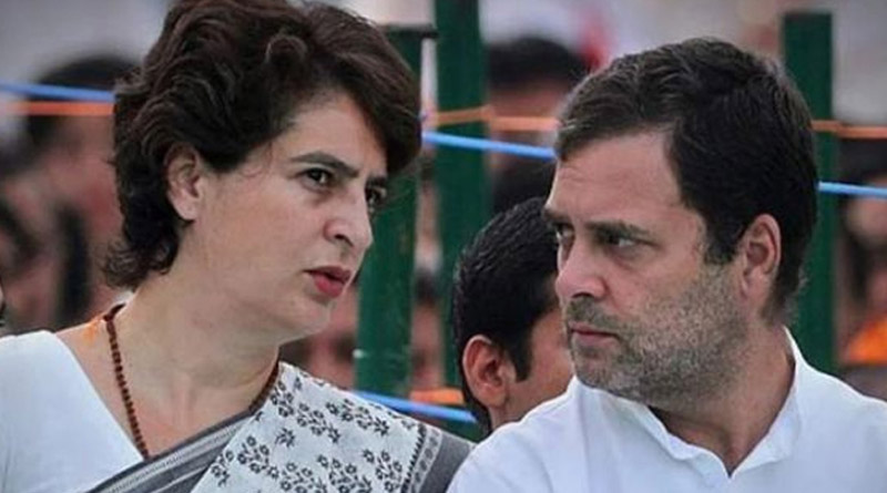 Bengali news: Priyanka to lead Congress's solo campaign in 2022 UP Assembly election after SP rejects alliance | Sangbad Pratidin