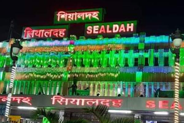 Sealdah station