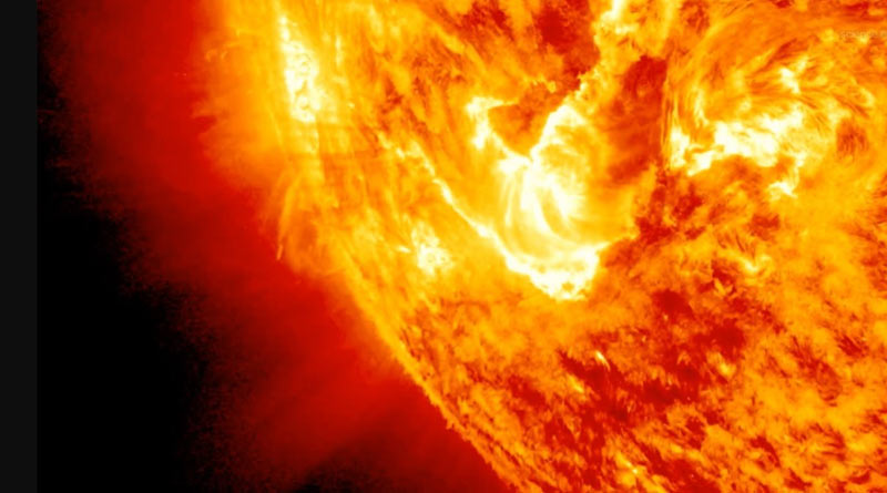 Nasa spots 'nanojets' that are responsible for the Sun to be so hot| Sangbad Pratidin