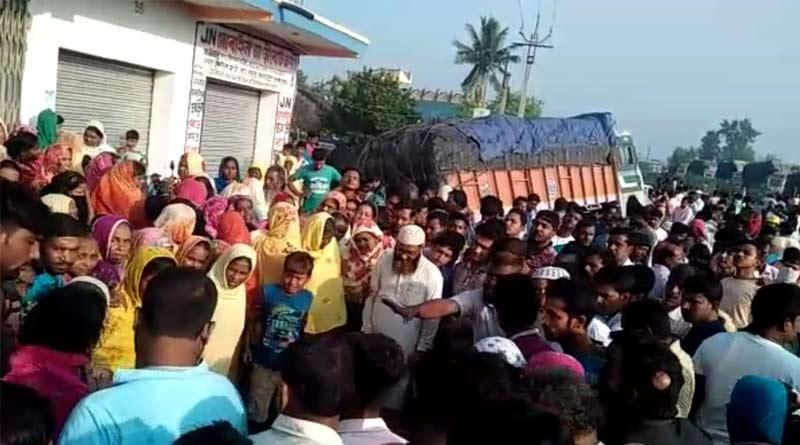 3 died in truck collision in Murshidabad | Sangbad Pratidin