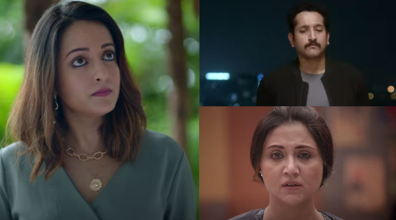 Bemgali News of Web Series: Promo of ZEE5 series Black Widows starring Swastika Mukherjee, Raima Sen, Parambrata Chattopadhyay and others| Sangbad Pratidin