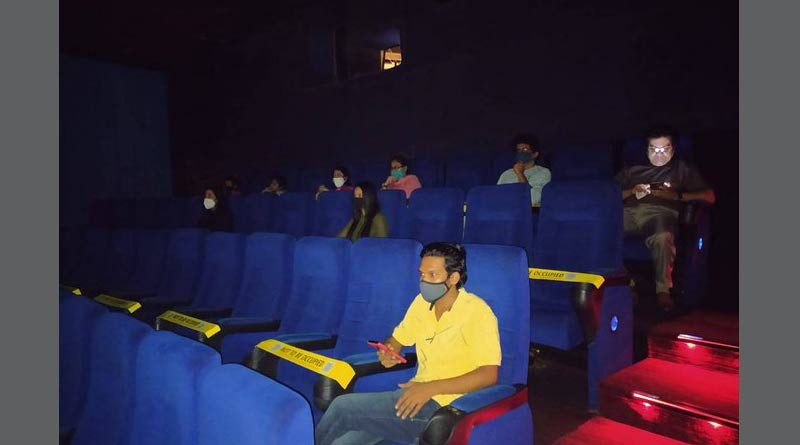 Bangla News of SVF Cinemas re-opens its doors from today in West Bengal, price of one ticket is Rs 11 only!| Sangbad Pratidin