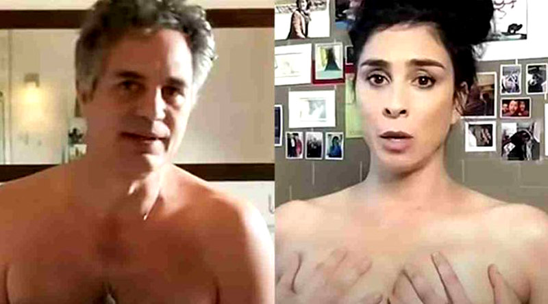 US Presidential Election 2020: Sarah Silverman, Mark Ruffalo and other Hollywood stars have an important message| Sangbad Pratidin