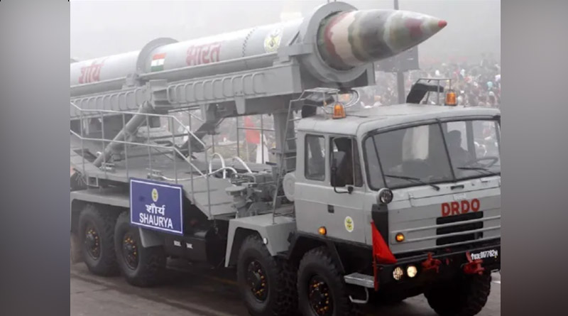 India successfully tests advanced version of nuclear-capable Shaurya missile | Sangbad Pratidin