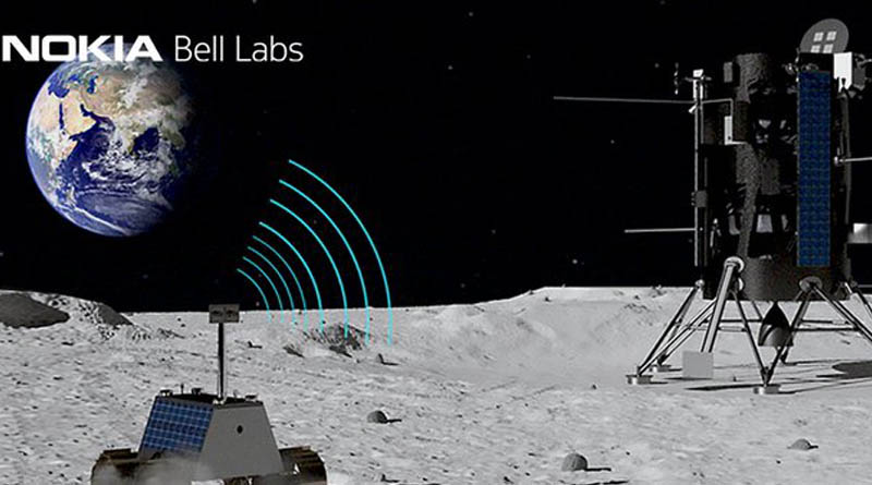 4G on the Moon: Nokia will help NASA configure LTE connectivity for lunar probes |  Sangbad Pratidin‌‌