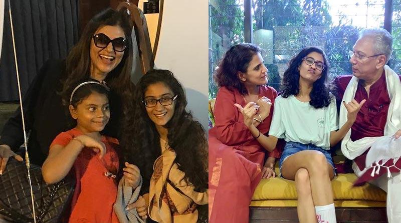 Bengali news of Sushmita Sen's daughter: Renee Sen to make her debut with 'Suttabaazi'!| Sangbad Pratidin