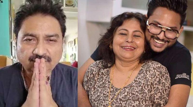 Bangla News of Bigg Boss 14: Jaan Kumar Sanu takes on father Kumar Sanu for questioning his upbringing | Sangbad Pratidin