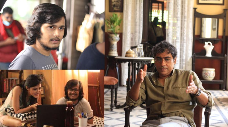 Bengali news of New Bangla Series: 'Utshober Pore' to stream after Durga Puja, here are some pictures of shooting | Sangbad Pratidin