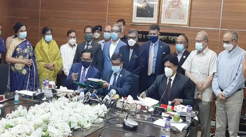 Bangla News: Bangladesh signs deal with India for 30 million doses of COVID-19 vaccine Sangbad Pratidin