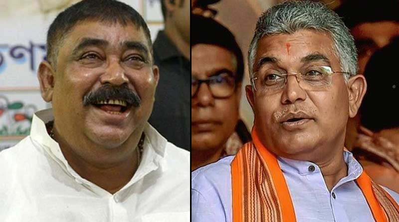 TMC leader Anubrata Mandal slams BJP State President Dilip Ghosh   Sangbad Pratidin