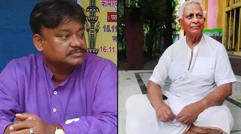 Rabindranath Bhattacharya slams Becharam Manna ।Sangbad Pratidin