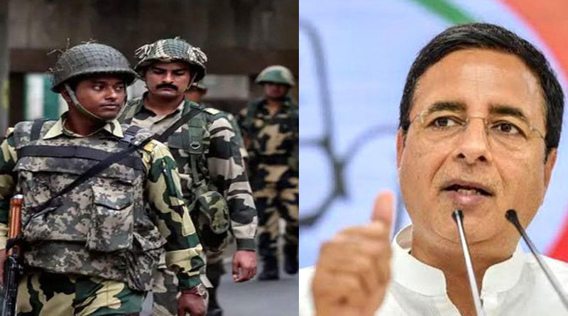 BJP betraying Armed Forces by snatching away pension says Congress |Sangbad Pratidin