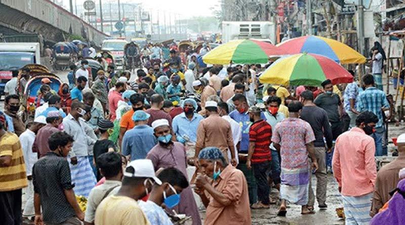 people in Bangladesh