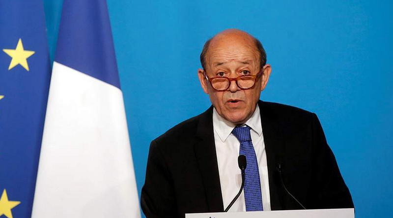 French Minister, In Cairo, Affirms Respect For Islam In Dispute Over Cartoons। Sangbad Pratidin