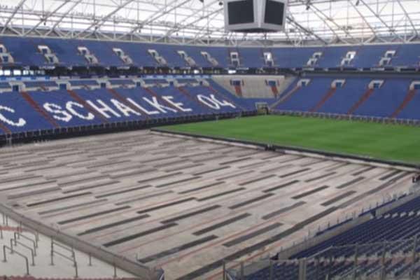 Germany-Stadium