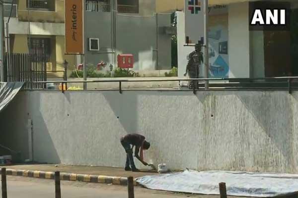 Graffitti Mangalore
