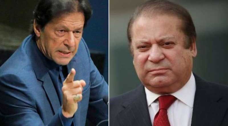 Nawaz Sharif a 'jackal' trying to create 'rebellion' in Pakistan army, says Imran Khan | Sangbad Pratidin