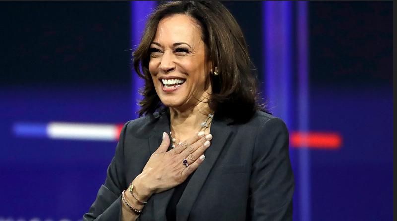 Indian-origin Kamala Harris becomes first Black woman elected US vice president। Sangbad Pratidin