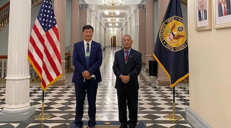 Tibetan administration head Lobsang Sangay invited to White House