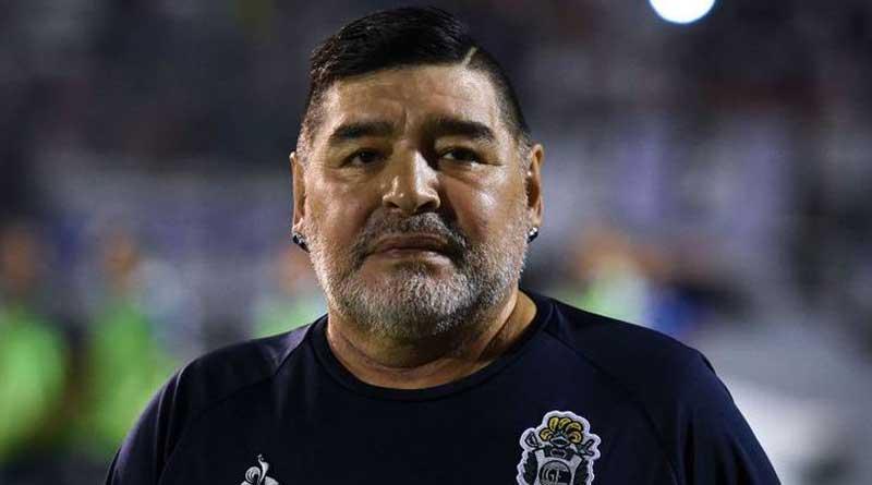 Medical Team For Argentine football great Diego Maradona's death | Sangbad Pratidin