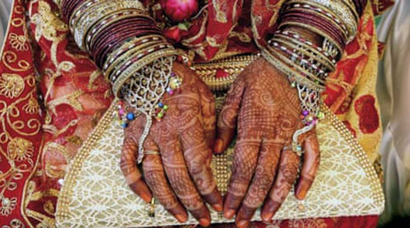 Old man marries teenager after she has been brought to him for judgement of her love life