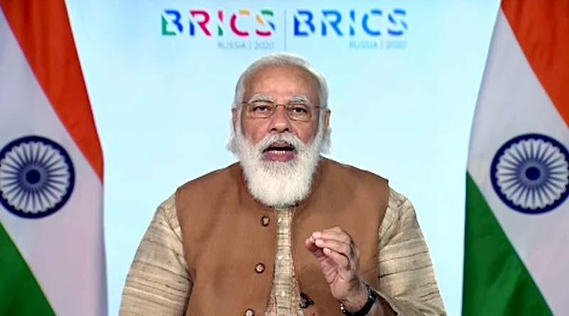 Bengali news: PM Nerendra Modi addresses Brics summit, sends message over terrorism | Sangbad Pratidin