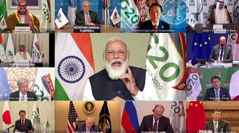 Ensure that Afghan territory does not become a source of radicalisation and terrorism, Says PM Modi on G-20 meet