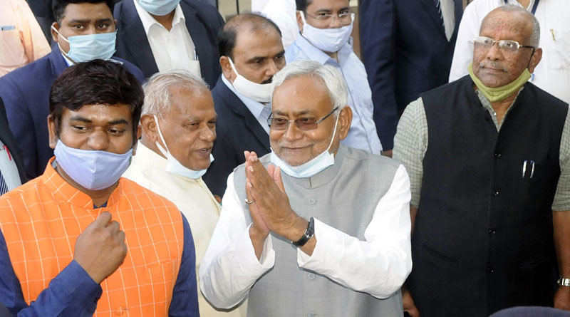 Nitish Kumar will be the Chief Minister of Bihar for a fourth straight term, the NDA said