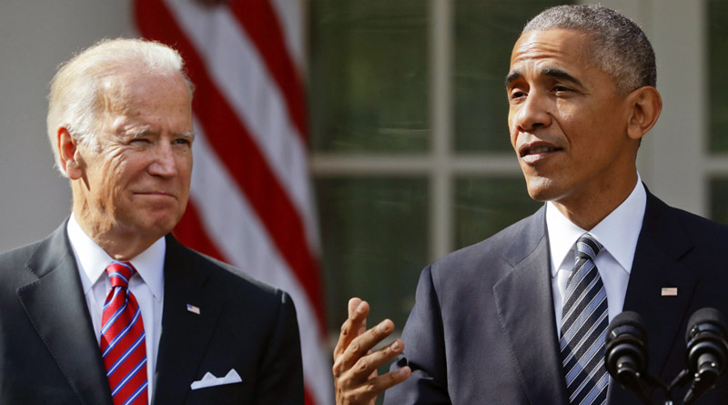 US Election: Barack Obama congratulates Joe Biden and Kamala Harris |Sangbad Pratidin