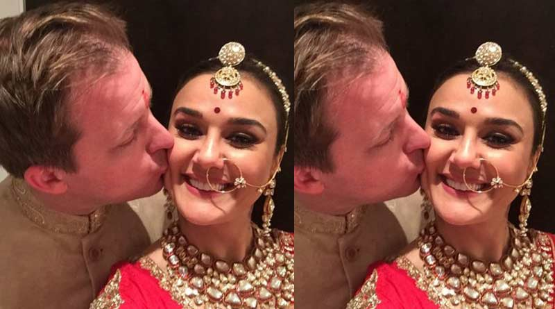 Bangla New of Preity Zinta: Bollywood actress describes why her Karwa Chauth experience as the 'longest ever' this year | Sangbad Pratidin