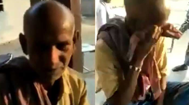 Bihar Elections 2020: BJP's Amit Malviya claims elderly man thrashed by RJD supporters because he voted for JD(U), shares video | Sangbad Pratidin