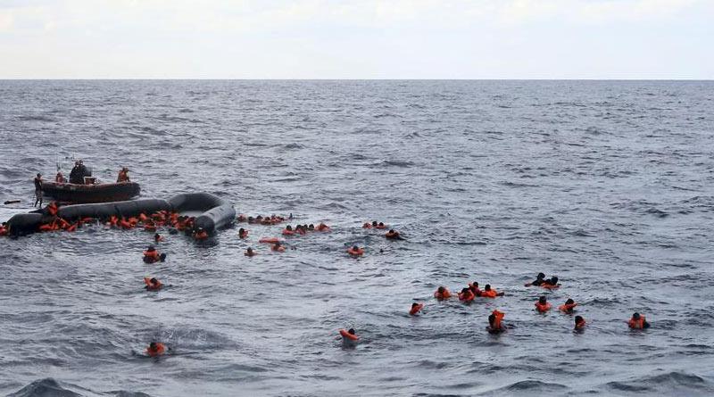 At Least 74 Migrants Dead In Shipwreck Off Libya: UN । Sangbad Pratidin