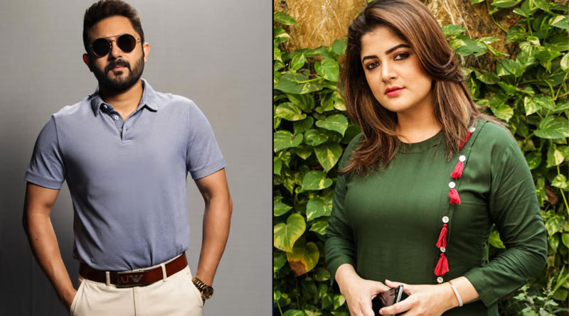 Srabanti and Soham's first web series Dujone with hoichoi has begun shooting from today | Sangbad Pratidin