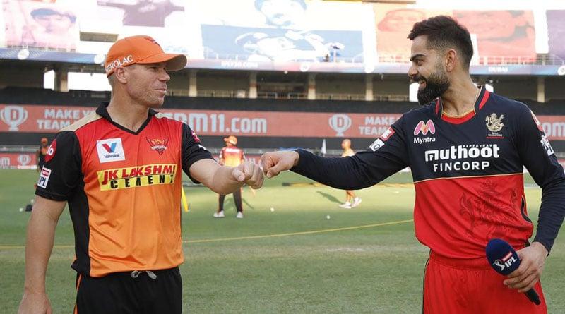 IPL 2020: Virat Kohli's RCB to face Sunrisers Hyderabad in Eliminator | Sangbad Pratidin