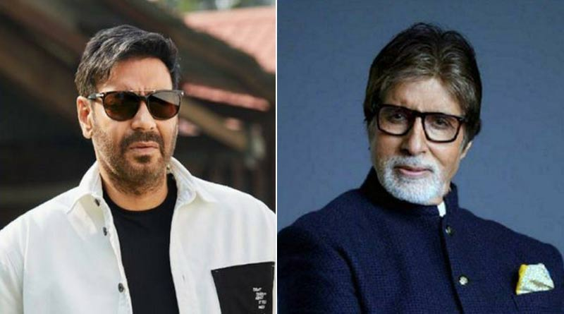 Bangla News of Ajay Devgn, Bollywood star will direct Amitabh Bachchan in an human drama Titled 'May day' | Sangbad Pratidin