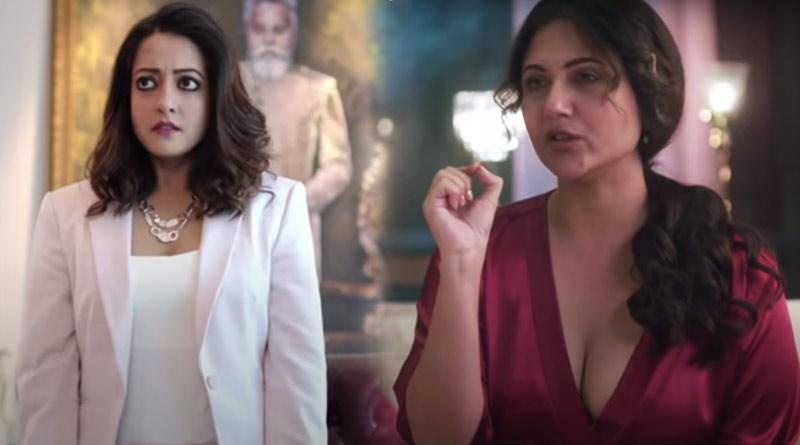 Actress Swastika Mukherjee, Raima Sen statter Zee5's web series Black Widows' trailer out | Sangbad Pratidin