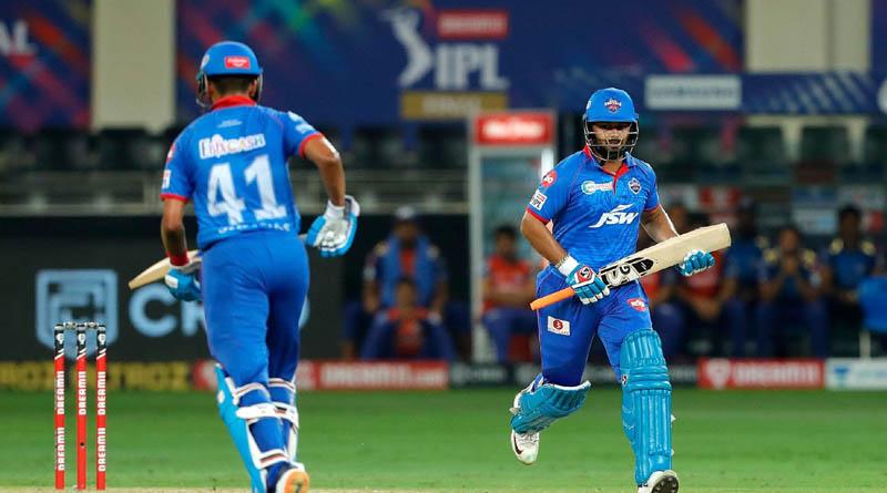 IPL 2020: Delhi Capitals First Innings