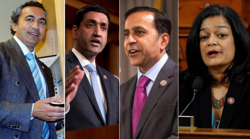 Indian-Americans make a mark in US election 2020 | Sangbad Pratidin