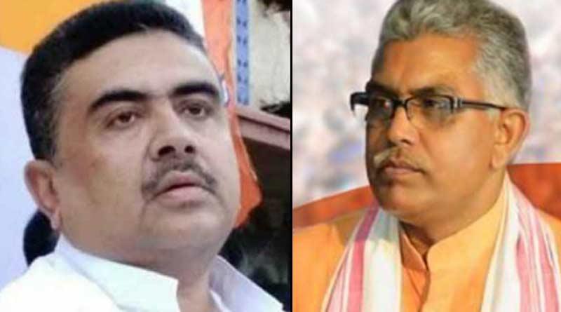 BJP MP Dilip Ghosh speaks over Suvendu Adhikari issue | Sangbad Pratidin